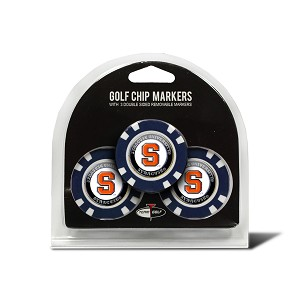 Syracuse Orange Golf Poker Chip