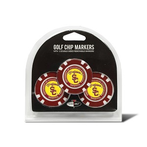 Southern California Trojans Golf Poker Chip