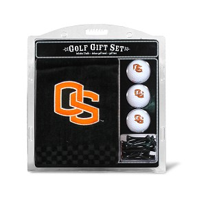 Oregon State Beavers Embroidered Golf Gift Set