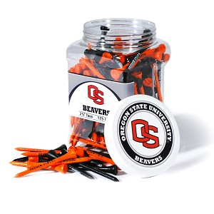 Oregon State Beavers Golf 175 Tee Jar