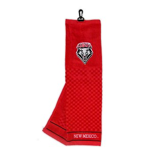 New Mexico Lobos Embroidered Golf Towel