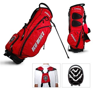 New Mexico Lobos Golf Fairway Stand Bag