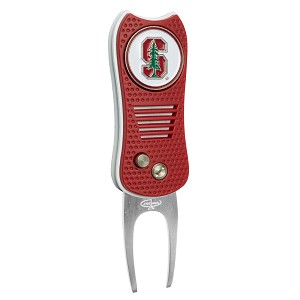 Stanford Cardinals Golf SwitchFix Divot Tool