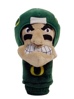 Oregon Ducks Mascot Golf Head Cover