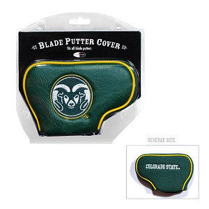 Colorado State Rams Blade Golf Putter Cover