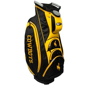 4f1ee2e2347 Wyoming Cowboys Golf Cart Bag