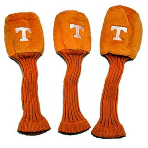 Tennessee Volunteers Set of 3 Graphite Head Covers