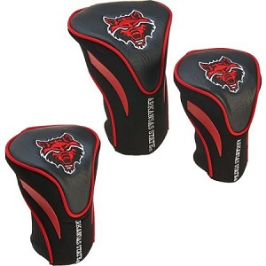 Arkansas State  Golf Contour 3 pack Head Covers