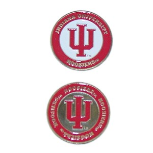 Indiana Hoosiers Golf Ball Marker