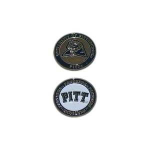 Pittsburgh Panthers Golf Ball Marker