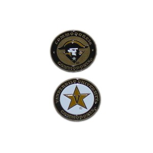 Vanderbilt Commodores Golf Ball Marker