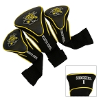 Wichita State Shockers Golf Contour 3 pack Head Covers