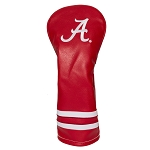 Alabama Crimson Tide Vintage Golf Fairway Head Cover