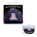 Arizona Wildcats Mallet Golf Putter Cover