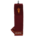 Arizona State Sun Devils Embroidered Golf Towel