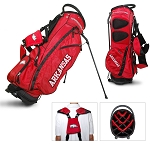 Arkansas Razorbacks Golf Fairway Stand Bag