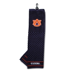 Auburn Tigers Embroidered Golf Towel