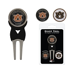Auburn Tigers Golf Divot Tool Set