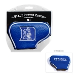 Duke Blue Devils Blade Golf Putter Cover