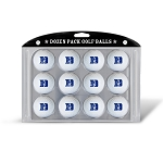 Duke Blue Devils Dozen Pack Golf Balls