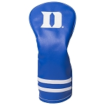 Duke Blue Devils Vintage Golf Fairway Head Cover