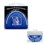 Duke Blue Devils Mallet Golf Putter Cover