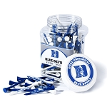 Duke Blue Devils Golf 175 Tee Jar