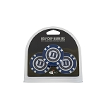 Duke Blue Devils Golf 3 Pack Poker Chip