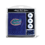 Florida Gators Embroidered Golf Gift Set