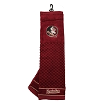 Florida State Seminoles Embroidered Golf Towel