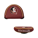 Florida State Seminoles Mallet Golf Putter Cover