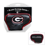 Georgia Bulldogs Blade Golf Putter Cover