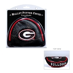 Georgia Bulldogs Mallet Golf Putter Cover