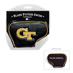 Georgia Tech Yellow Jackets Blade Golf Putter Cover
