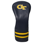 Georgia Tech Yellow Jackets Vintage Golf Fairway Head Cover