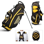 Georgia Tech Yellow Jackets Golf Fairway Stand Bag