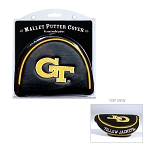 Georgia Tech Yellow Jackets Mallet Golf Putter Cover