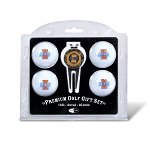 Illinois Fighting Illini 4 Ball Divot Tool Golf Gift Set