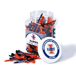Illinois Fighting Illini Golf 175 Tee Jar