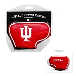 Indiana Hoosiers Blade Golf Putter Cover