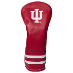 Indiana Hoosiers Vintage Golf Fairway Head Cover
