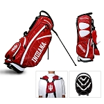 Indiana Hoosiers Golf Fairway Stand Bag