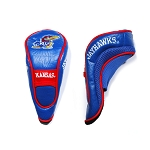 Kansas Jayhawks Hybrid Golf Head Cover