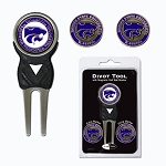 Kansas State Wildcats Golf Divot Tool Set