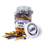 LSU Tigers Golf 175 Tee Jar