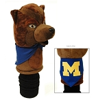 Michigan Wolverines Mascot Golf Head Cover