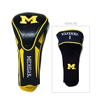 Michigan Wolverines Apex Golf Driver Head Cover