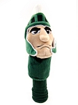 Michigan State Spartans Mascot Golf Head Cover
