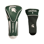 Michigan State Spartans Apex Golf Driver Head Cover