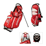 Nebraska Cornhuskers Golf Fairway Stand Bag